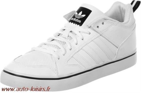 meilleur service 83d5c a2c3b Réduction authentique adidas blanche basse femme Baskets ...