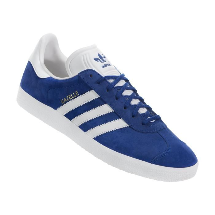 basket adidas original bleue homme