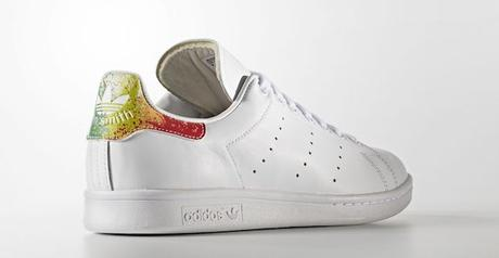 adidas stan smith arc en ciel