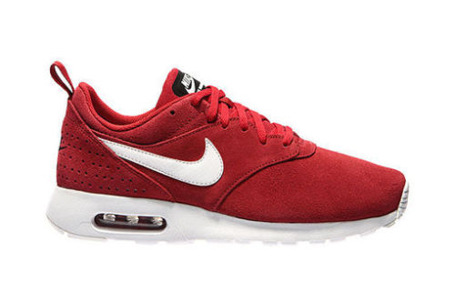 pas mal 94d3b 32647 Réduction authentique air max tavas rouge daim Baskets ...