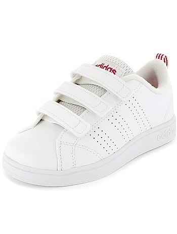 Réduction authentique basket adidas blanche fille Baskets