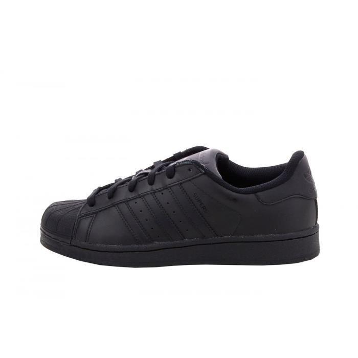 chaussure adidas superstar femme noir